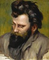 Pierre-Auguste Renoir 1841-1919 PORTRAIT OF CLAUDE