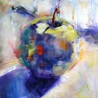 Fruit from the Shuk Series - Blue Apple