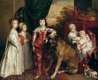 Sir Anthony van Dyck (1599-1641) The Five Eldest C