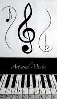 Art and Music - Black Notes