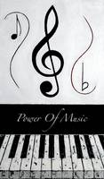 Power Of Music - Black Notes