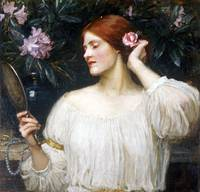 VANITY Vanity by John William Waterhouse
