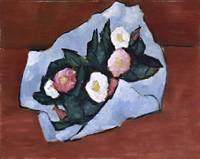 Wild Roses by Marsden Hartley