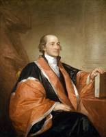 John Jay, 1794, First Chief Justice of the United