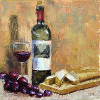 Cabernet and Baguette