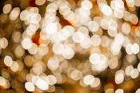 Adbstact Christmas Tree Lights Bokeh Blur