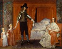 David Des Granges - The Saltonstall Family, Tate B