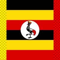 UGANDA 3 Art Prints & Posters by otis porritt
