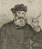 The Smoker (Le fumeur) Edouard Manet (1832 - 1883)