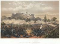 Siege of Veracruz, Bombardment of Vera Cruz (March