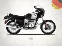 The R90S Motorcycle