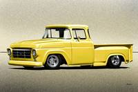 1957 Ford F100 Stepside Pickup II
