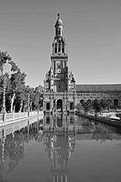 South Tower in Seville