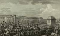 Execution of Louis XVI  1793