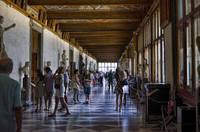 In the Corridors of the Uffizi