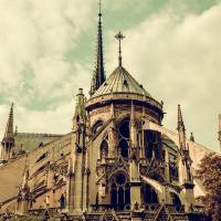 Notre-Dame Cathedral Art Prints & Posters by Art Guajardo