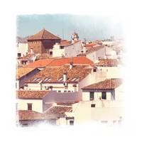 Roofs Of Ronda. Mini-ideas For Interior Design