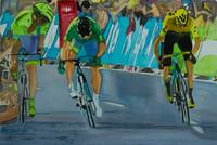 Sagan Froome Breakaway Finish