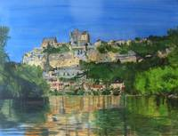 The_Dordogne_Mid-Stream_View