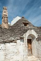 Old Trullo house in Alberobello