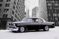 1956 Chevrolet Bel Air Hardtop 'Inner City'