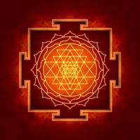 Sri Yantra Artwork 8