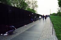 Vietnam Memorial Washington DC