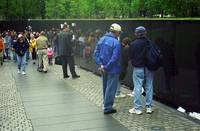 Vietnam Memorial Washington DC 3