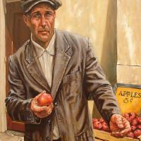 Five Cents An Apple Art Prints & Posters by Kevin Peddicord