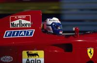 Alain Prost. 1990 French Grand Prix