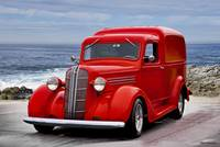 1937 Dodge 'Humpback' Delivery Panel ll