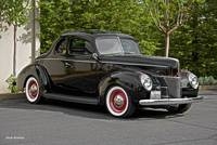 1940 Ford Deluxe Coupe II