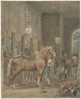 Stable Interior, Tethart Philip Christian Haag, 17