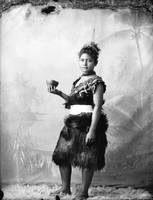 Untitled, circa 1896, Samoa, by Thomas Andrew.