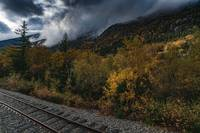 Yukon Railroad - Autumn