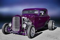 1932 Ford 'Plum Crazy' Coupe IV