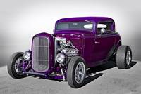 1932 Ford 'Plum Crazy' Coupe III