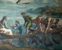 Raphael, The Miraculous Draught of Fishes, 1515