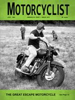 Motorcycle Magazine Great Escape Motorcycle