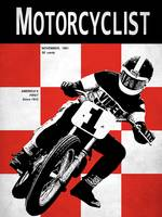 Motorcycle Magazine Number One 1961