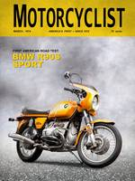 Motorcycle Magazine R90S 1974