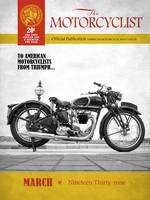 Motorcycle Magazine Triumph Speed Twin 1939