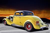 1934 Ford 'Hemi' Coupe