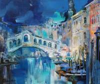Night in Venice