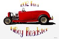 1932 Ford HiBoy Roadster 'Classic in Profile' I