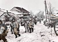 Battle of Bulge Recon