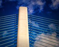 Ivory Tower of the Indian River Inlet Bridge