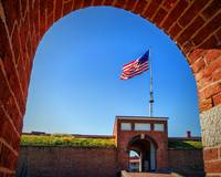 Old Glory - Long May She Wave o'er Fort McHenry