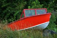 boat-red-in-weeds-6287