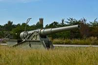 Mk Vi 3a11 8 Inch Gun with Fire Control Tower 7